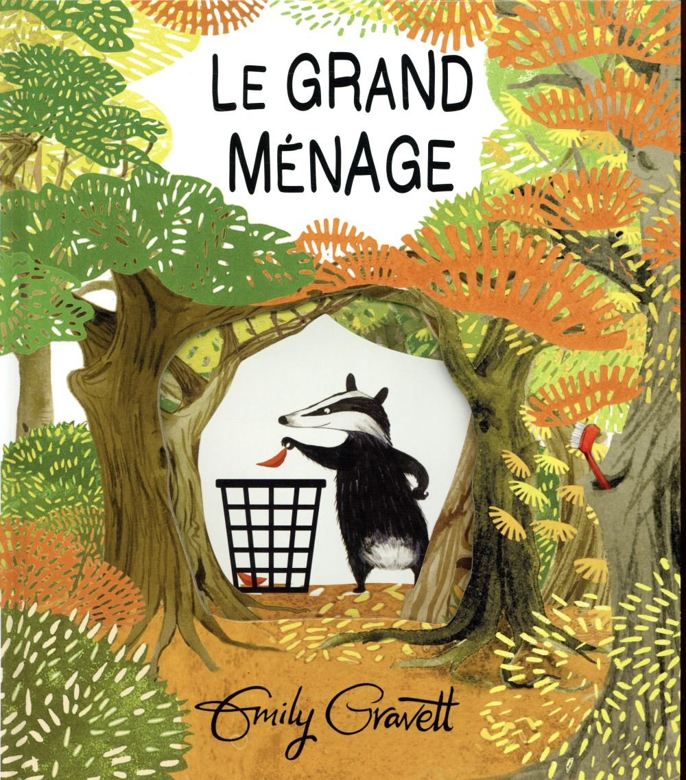 LE GRAND MENAGE Gravett Emily Kaléidoscope